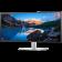 """Monitor LED Dell curbat U3421WE, 34.1"""", IPS, 3440x1440, WQHD, Antiglare, 21:9, 1000:1, 300 cd/m2, 5ms, 178/178 °, HDMI, DP, USB, USB-C, speakers, Height adjustable"""