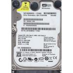 """HDD notebook 160 GB Western Digital SATA 2.5"""""""