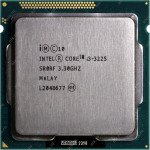 Intel Core i3-3225 3.30 GHz