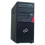 Fujitsu Esprimo P756, Core i3-6100 3.70GHz, 8GB DDR4, 256GB SSD, DVD, Tower, calculator refurbished