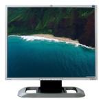 HP LP1965, 19 inch LCD, 1280 x 1024, negru - argintiu