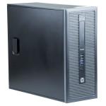 HP Prodesk 600 G1 Intel Core i5-4570 3.20 GHz, 4 GB DDR 3, 500 GB HDD, Fara unitate optica, Tower