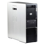 HP Z600 2 x Intel Xeon E5630 2.53 GHz, 8 GB DDR 3, 500 GB HDD, DVD-ROM, 1 GB GeForce 605, Tower