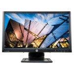 HP LA2306X, 23 inch LED, 1920 x 1080 Full HD, 16:9, displayport, negru