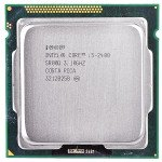 Intel Core i5-2400 3.10 GHz - second hand