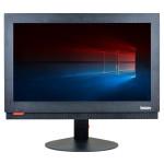 Lenovo ThinkCentre M700z 20 inch, Intel Core i3-6100T 3.20GHz, 4GB DDR4, 500GB HDD, DVD-RW, Webcam, All-in-one, calculator refurbished