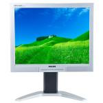 Philips 200WB, 20 inch LCD, 1680 x 1050, 16:9, negru - argintiu