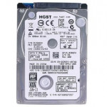 """HDD notebook 160 GB S-ATA HGST 2.5"""" - second hand"""