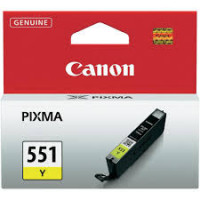 Cartus Canon CLI-551Y Yellow