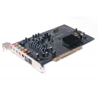 Placa de sunet Creative Sound Blaster X-Fi Xtreme Gamer 7.1 - second hand