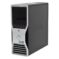 Dell Precision T3500 Intel Xeon W3530 2.80 GHz, 8 GB DDR 3, 250 GB HDD, DVD-ROM, 256 MB NVS 290, Tower