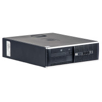 HP 6200 Pro Intel Core i5-2400 3.10 GHz, 4 GB DDR 3, 250 GB HDD, DVD-ROM, SFF