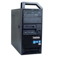 Lenovo ThinkStation E31 Intel Xeon E3-1220 V2 3.10 GHz, 8 GB DDR 3 ECC, 500 GB HDD, DVD-RW, 1 GB Geforce 605, Tower