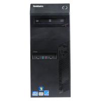 Lenovo ThinkCentre M81 Intel Core i5-2400 3.10 GHz, 4 GB DDR 3, 250 GB HDD, DVD, Tower
