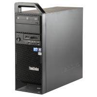 Lenovo ThinkStation S20 Intel Xeon W3550 3.06 GHz, 8 GB DDR 3 ECC, 500 GB HDD, DVD-RW, 1 GB GeForce 605, Tower