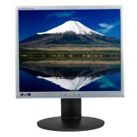 LG L1942PM, 19 inch LCD, 1280 x 800, negru - argintiu