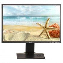 Acer B223W, 22 inch LCD, 1680 x 1050, 16:10, negru - argintiu