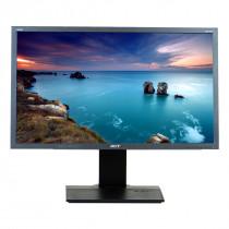 Acer B243H, 24 inch LCD, 1920 x 1080 Full HD, 16:9, negru - argintiu