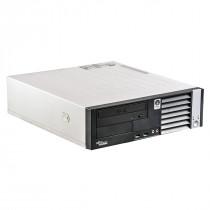 Fujitsu Esprimo E5925 Intel C2D E8300 2.83 GHz, 4 GB DDR 2, 250 GB HDD, DVD-RW, SFF