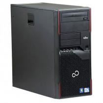 Fujitsu Esprimo P710 Intel Core i5-3570 3.40 GHz, 4 GB DDR 3, 500 GB HDD, DVD-ROM, Tower