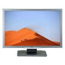 Fujitsu P24W-6, 24 inch IPS LED, 1920 x 1200 Full HD, 16:10, displayport, negru - argintiu