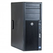 HP Z420 Intel Xeon E5-1603 2.80 GHz, 16 GB DDR 3 ECC, 500 GB HDD, DVD-RW, 1 GB Quadro 600, Tower