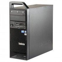 Lenovo ThinkStation S20 Intel Xeon W3520 2.66 GHz, 8 GB DDR 3, 500 GB HDD, DVD-RW, 1 GB GeForce 605, Tower