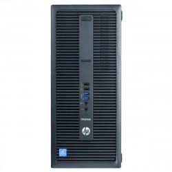 HP EliteDesk 800 G2, Core i7-6700 pana la 4.00GHz, 8GB DDR4, 256GB SSD, Tower, calculator refurbished