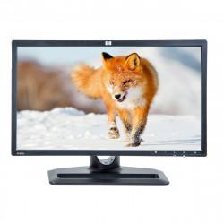 HP ZR22W, 21.5 inch LCD, 1920 x 1080 Full HD, 16:9, displayport, negru, monitor refurbished