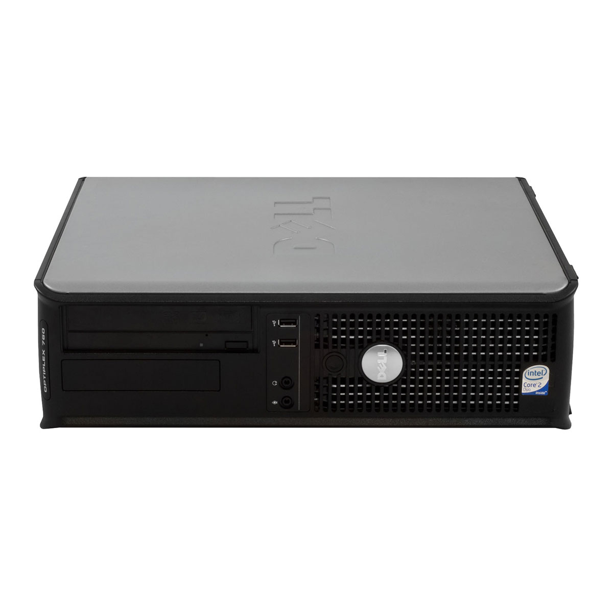 Dell Optiplex 760 Intel C2d E7500 2.93 Ghz 4 Gb Ddr 2 250 Gb Hdd Dvd-rw Desktop