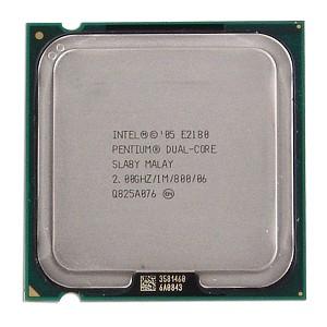 Intel Pentium Dual Core E2180 2.00 Ghz - Second Hand