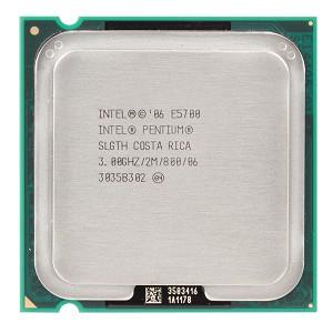 Intel Pentium Dual Core E5700 3.00 Ghz - Second Hand