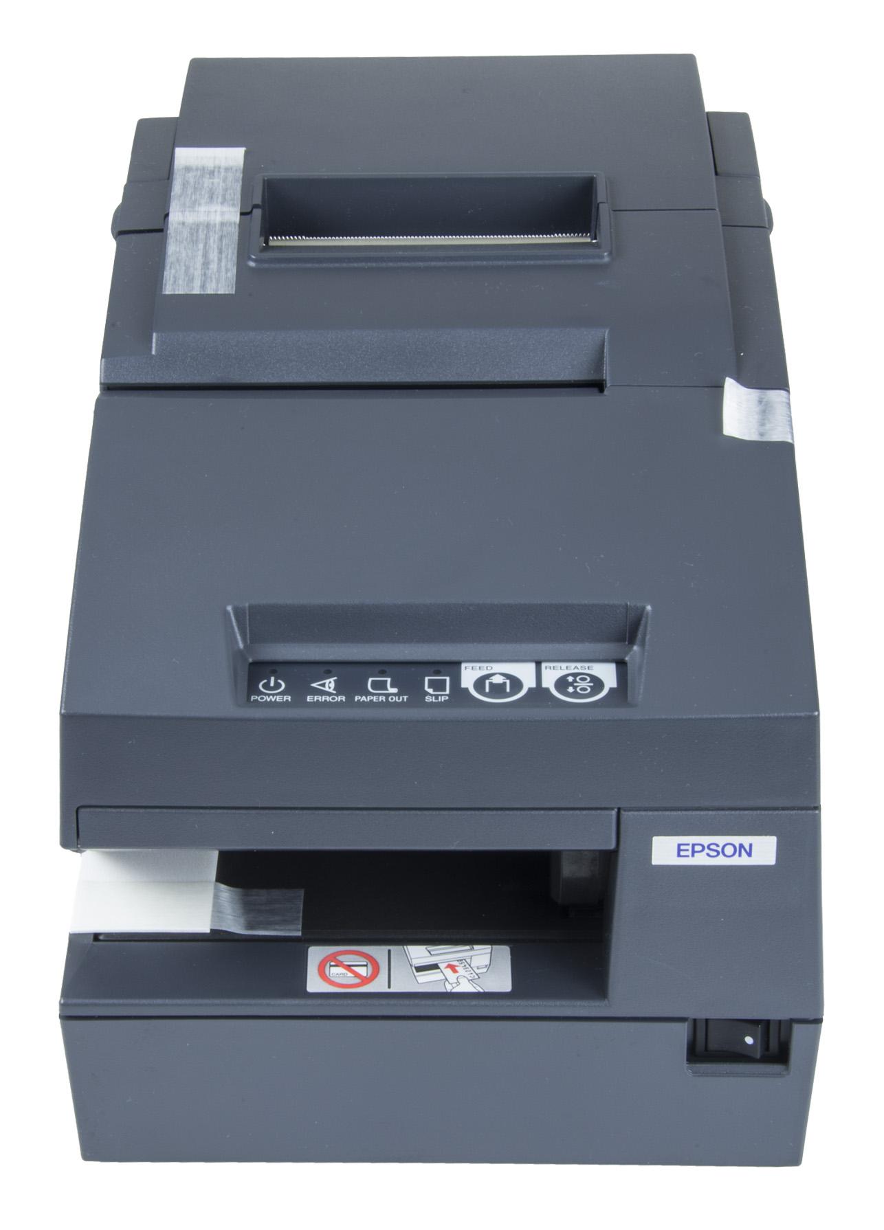 Imprimanta etichete Epson TM-H6000 III - dual color
