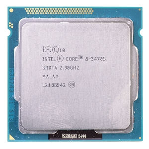 Intel Core I5-3470s 2.90 Ghz - Second Hand