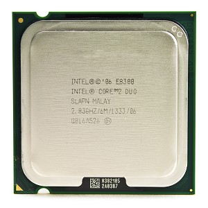 Intel Core 2 Duo E8300 2.83 Ghz - Second Hand