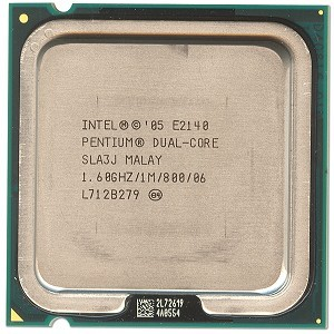 Intel Pentium Dual Core E2140 1.60 Ghz - Second Hand