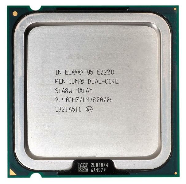 Intel Pentium Dual Core E2220 2.40 Ghz - Second Hand