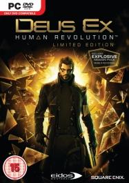 Joc Pc Deus Ex Human Revolution Limited Edition
