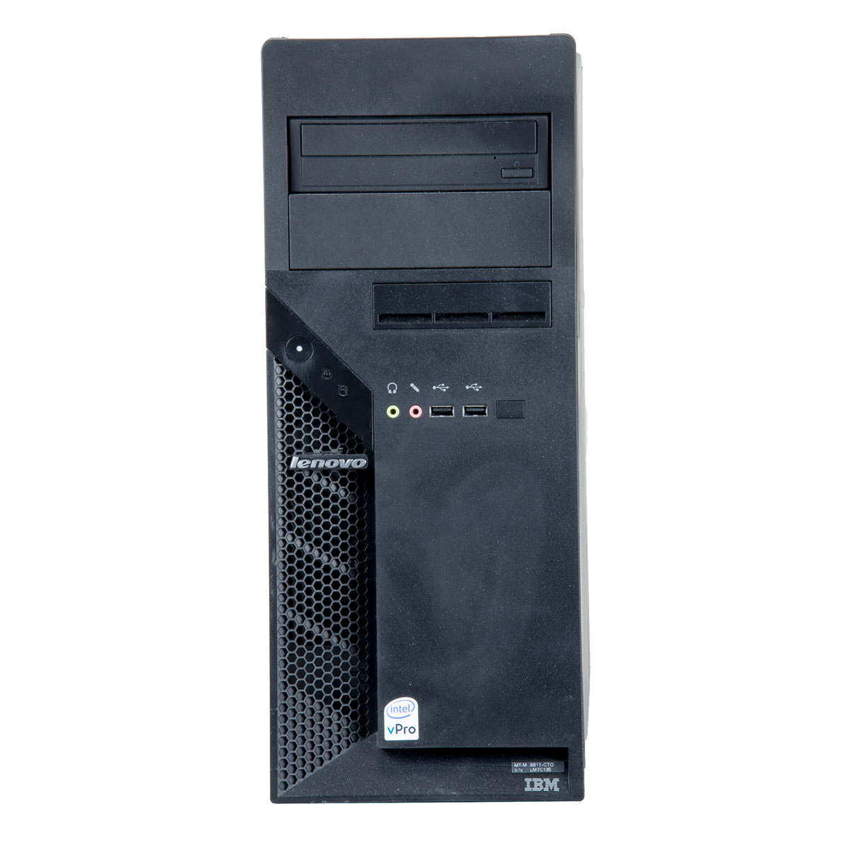 Lenovo Thinkcentre M55e Intel Pentium Dual Core E2140 1.60 Ghz 4 Gb Ddr 2 250 Gb Hdd Dvd-rom Tower