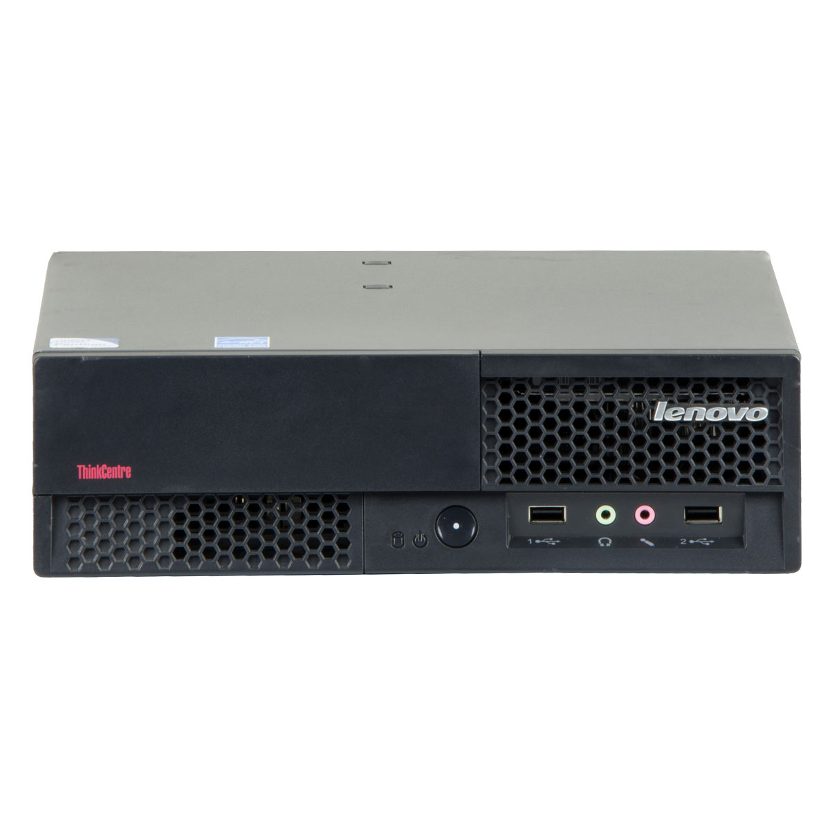 Lenovo Thinkcentre M58p Intel C2d E8400 3.00 Ghz 4 Gb Ddr 3 Sodimm 160 Gb Hdd Dvd-rw Usdt