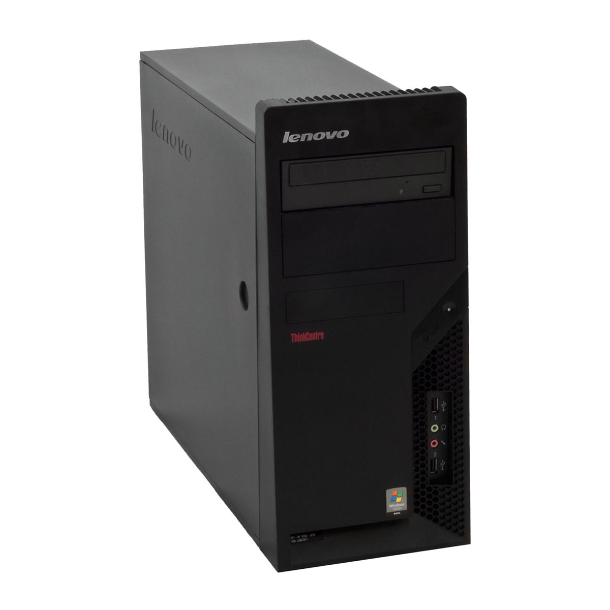 Lenovo Thinkcentre M58e Intel C2d E8400 3.00 Ghz 4 Gb Ddr 2 250 Gb Hdd Dvd-rom Tower