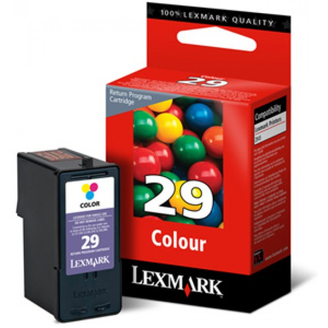 Cartus Lexmark 18c1429e Nr. 29 Color