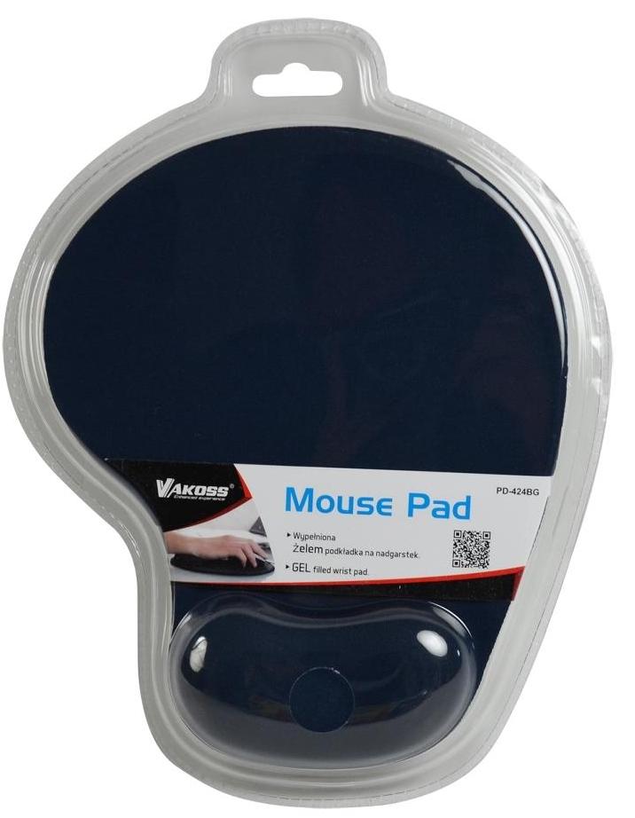Mousepad Cu Gel Vakoss Pd-424bl