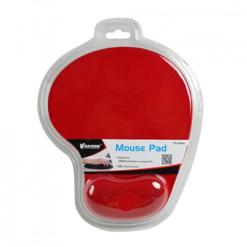 Mousepad Cu Gel Vakoss Pd-424rd