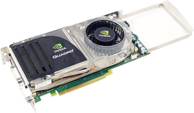 Placa Video Nvidia Quadro Fx4600 768 Mb Gddr3 - S