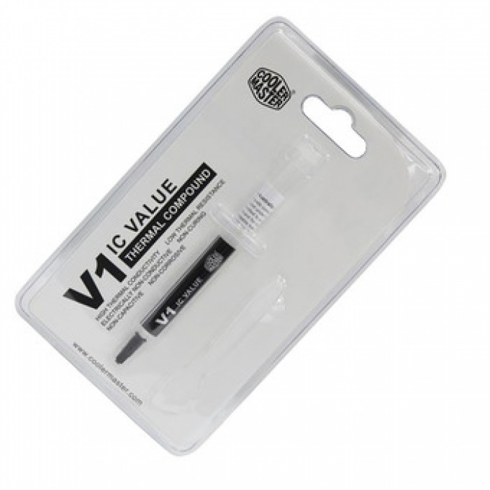 Pasta Termica Siliconica Cooler Master Ic Value V1 4.6g