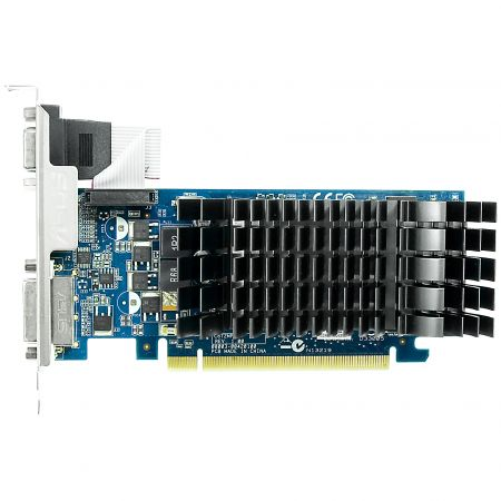 Placa Video Asus Nvidia Geforce 210 1gb Ddr3 - Low Profile