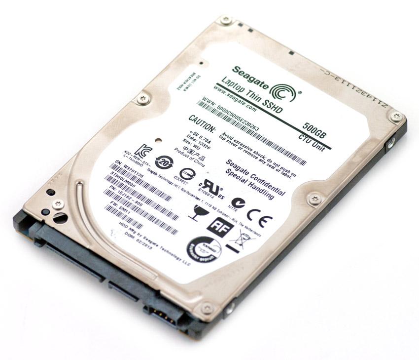 Sshd Seagate St500lm000 500 Gb 2.5