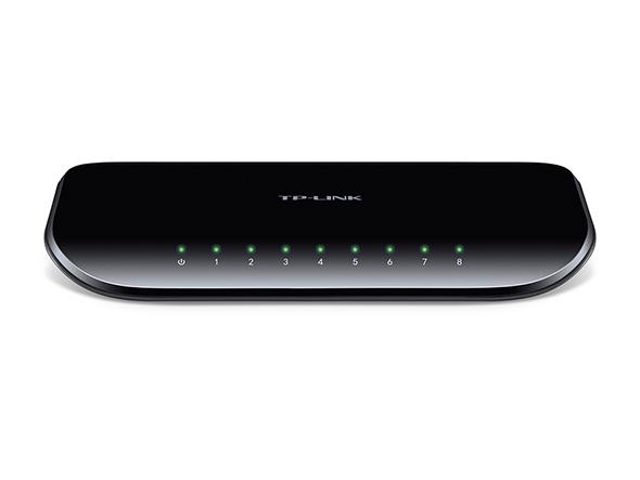 Switch Gigabit 8 Porturi Tp-link Tl-sg1008d