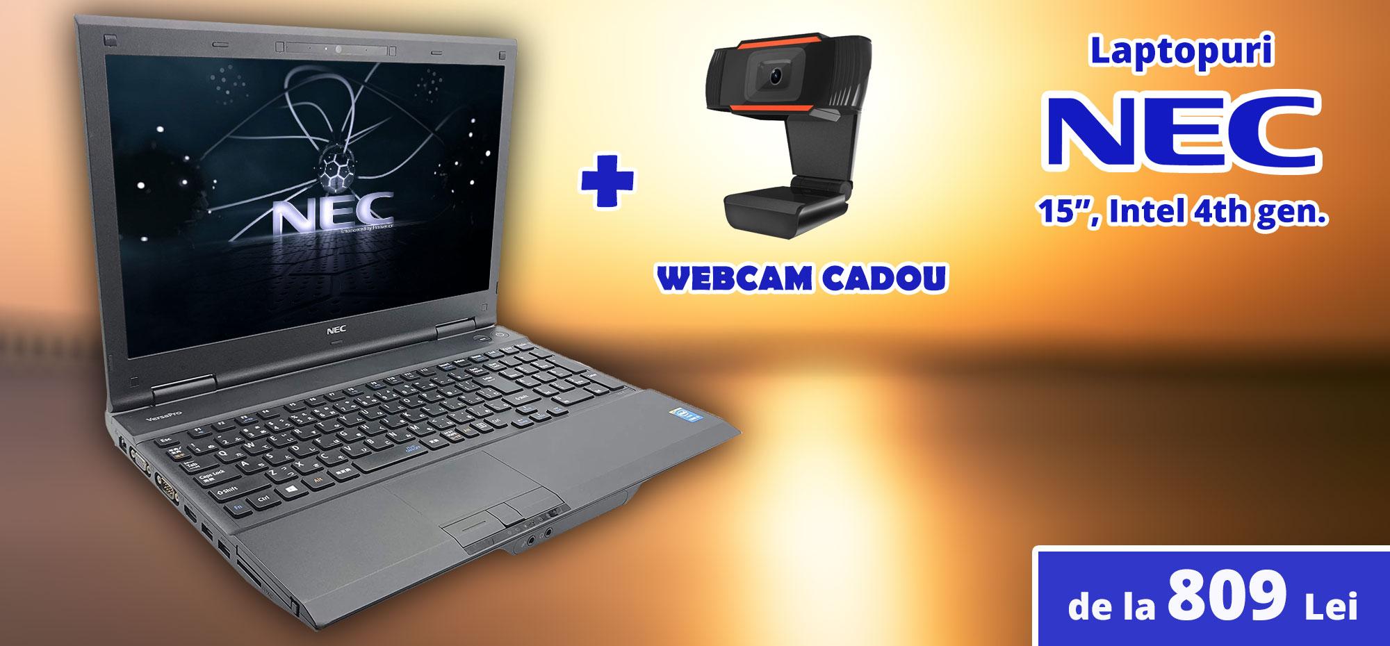 NEC-laptopok